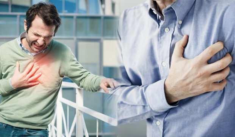 Pandemide artışa geçti: Kalp krizi belirtilerine dikkat!