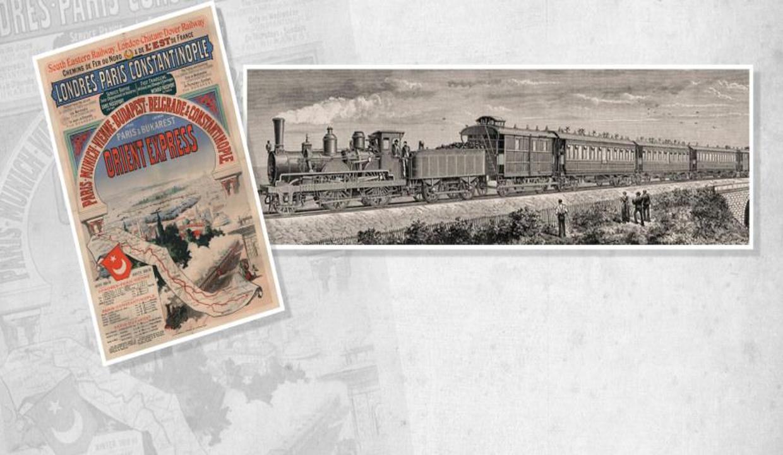 Paris'ten İstanbul'a uzanan en lüks yolculuk: Orient Ekspres