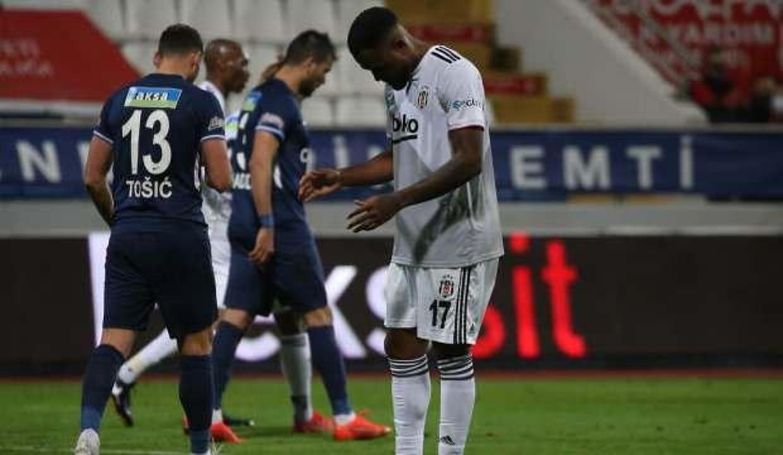 Larin, Milli Takım'da coştu, Beşiktaş'ta sustu!