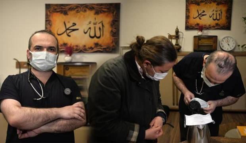 Uzmanlardan gündem olan kurtçuklu maske deneylerine tepki!