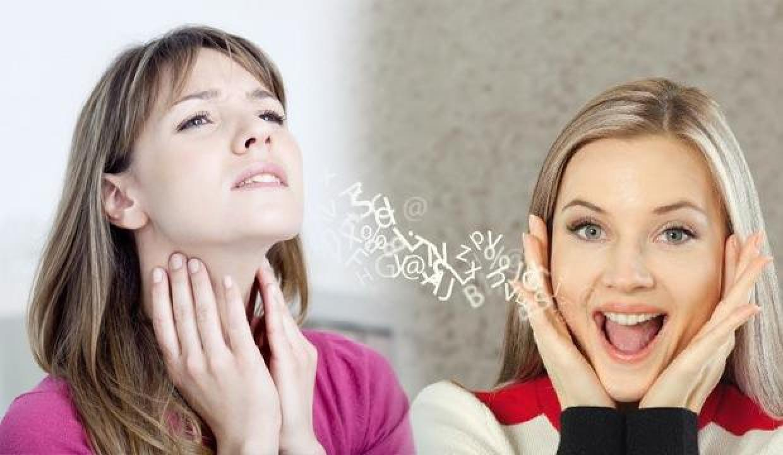 15 günden fazla süren ses kısıklığına dikkat!