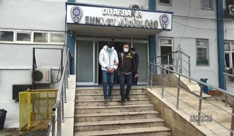 Diyarbakır'da hırsızlık çetesine operasyon: 14 gözaltı