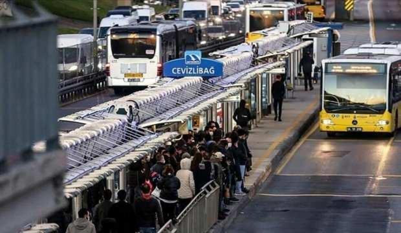 İBB'den toplu ulaşımda 'yoğun saat' uygulaması