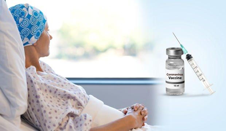 Kanser tedavisi gören kişiler mutlaka koronavirüs aşısı olmalı!