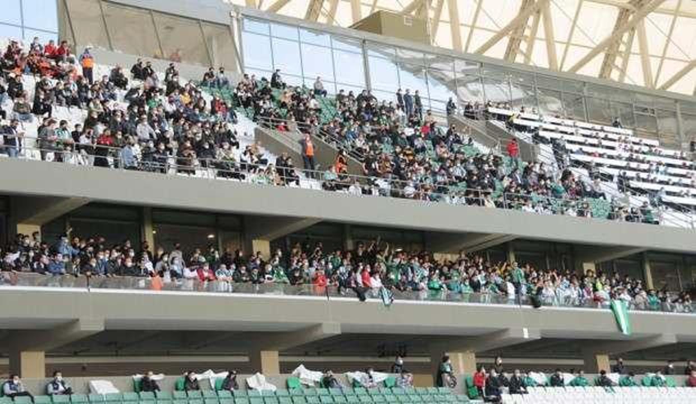 Mustafa Ati Göksu: Maçta 5 bin kişi vardı