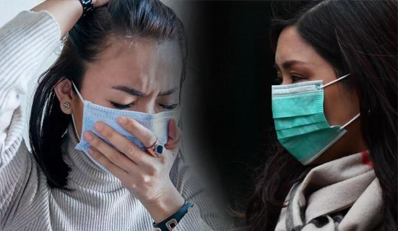Maske bahar alerjisine karşı da koruyor!