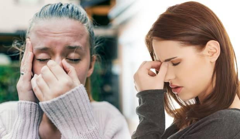 Sinüzit ağrısı nasıl geçer? 3 aydan fazla süren baş ağrısına dikkat!
