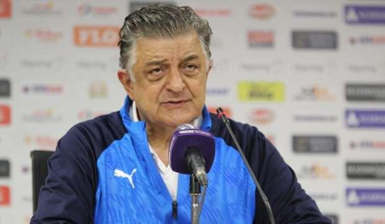 Erzurumspor bir sezonda 5 hoca değiştirdi