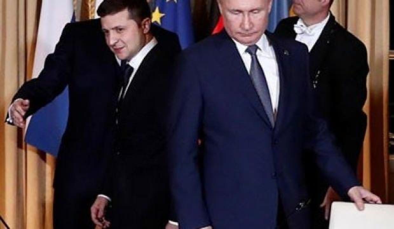 Zelenskiy'den Putin ile görüşme talimatı
