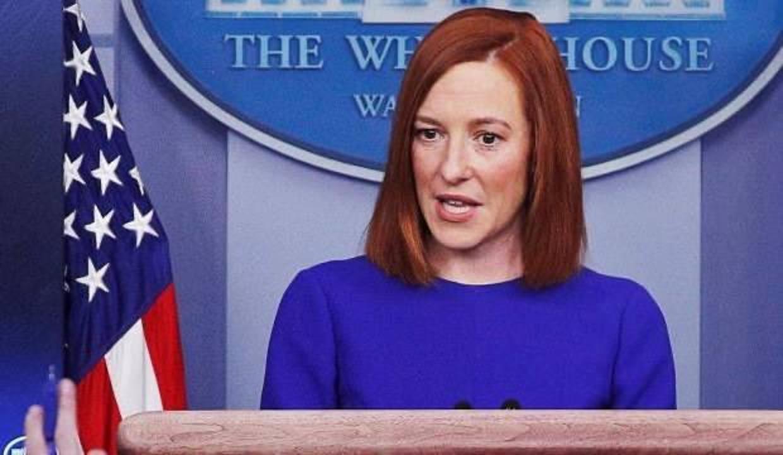 Beyaz Saray Sözcüsü Psaki'den istifa edebileceği sinyali