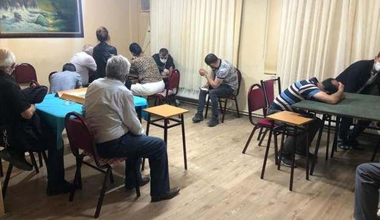 Eskişehir'de kumar operasyonu: 17 kişiye para cezası uygulandı