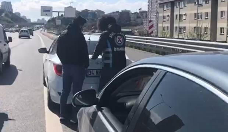 Kısıtlamayı fırsat bilip makas attılar! Sürücülere ceza yağdı