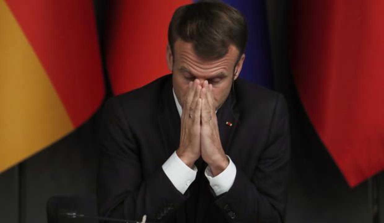 Macron ve AP Başkanı Sassoli: Kovid-19 salgını Avrupa'nın eksikliklerini ortaya çıkardı
