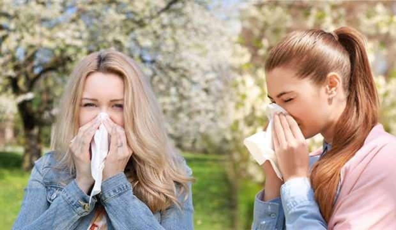 Havaların ısınmasıyla birlikte alerjik hastalıklar arttı!