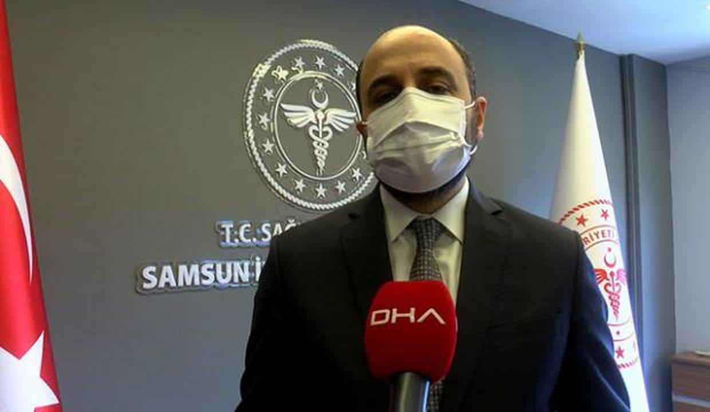 Samsun Sağlık Müdürü: İl dışından gelenler kendilerini kısıtlamalı