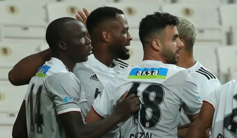 Beşiktaş'ın muhteşem 3'lüsü!