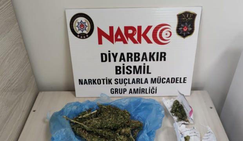Diyarbakır'da uyuşturucu operasyonu: 7 kişi tutuklandı