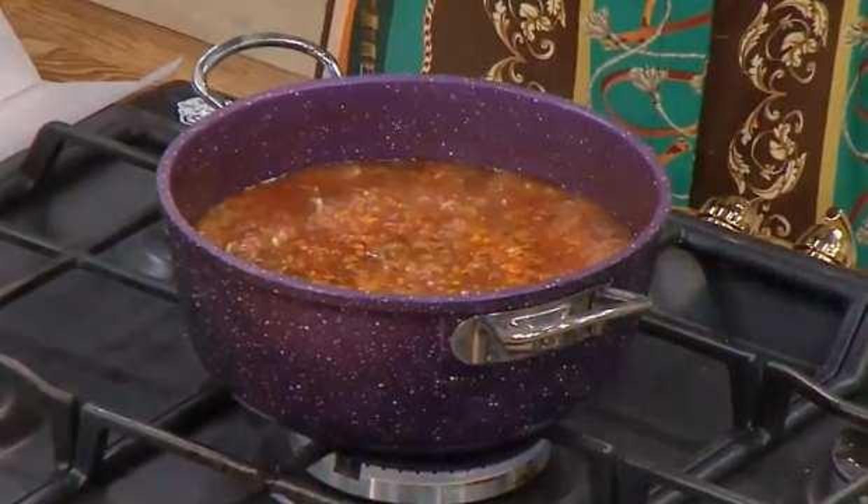 Elazığ çorbası nasıl yapılır? Erişteli Elazığ çorbası tarifi...