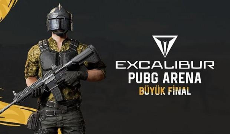 Excalibur PUBG Arena Turnuvası finali nefesleri kesti
