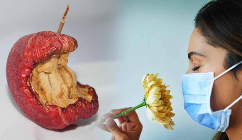 Koronavirüs atlatanlarda ortaya çıkıyor: Çürümüş elma ve küf kokusu!