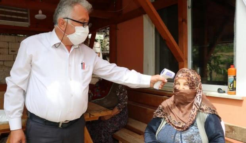 Koronavirüsün uğramadığı köy: Gökpınar Köyü