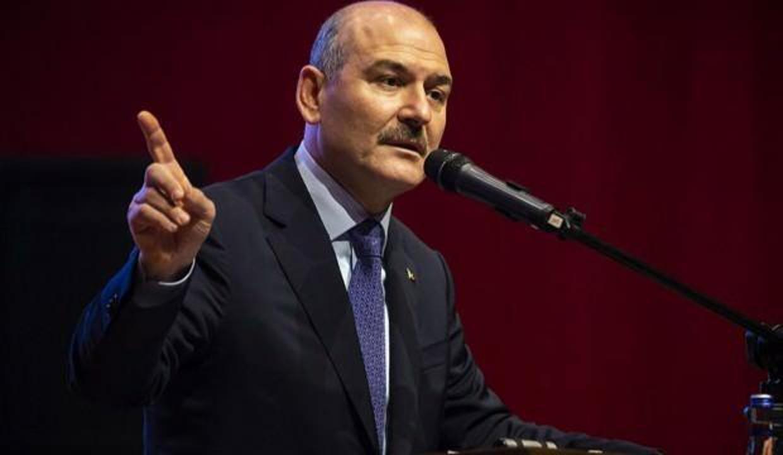 Süleyman Soylu'dan sert açıklama: Bir mafya pisliği...