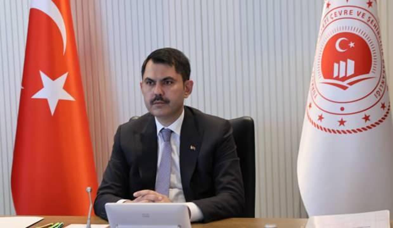 Bakan Kurum'dan tapu temsilciliği açıklaması