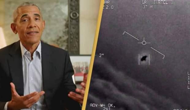 Eski ABD başkanı Obama'dan UFO tartışmaları hakkında açıklama