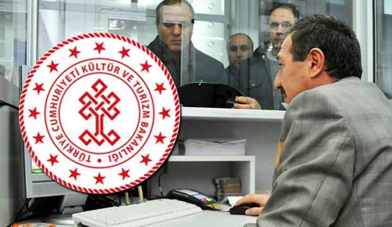 Kültür ve Turizm Bakanlığı KPSS ile kamu personeli ve memur alım ilanı! Hangi kadrolara alım yapılıyor?