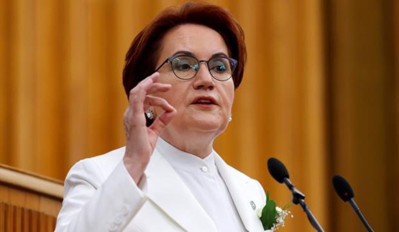 Meral Akşener'den Sedat Peker açıklaması! Yeni parlamenter sistem taslağını da duyurdu