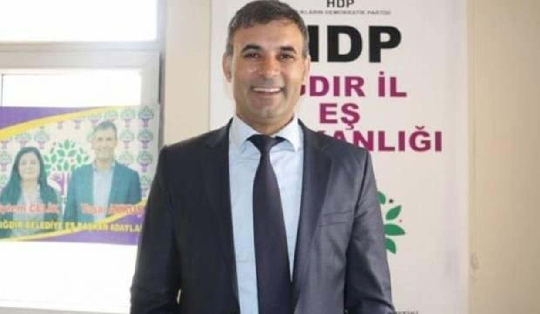 Eski HDP'li Yaşar Akkuş'un cezası belli oldu!