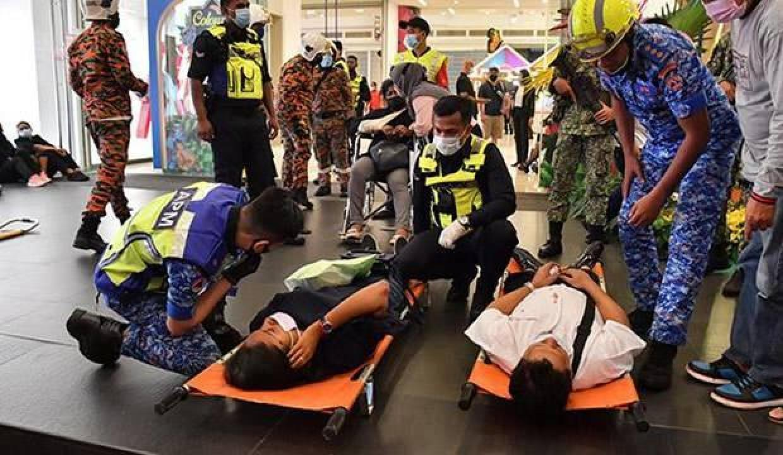 Malezya'da metro kazası: 213 yaralı