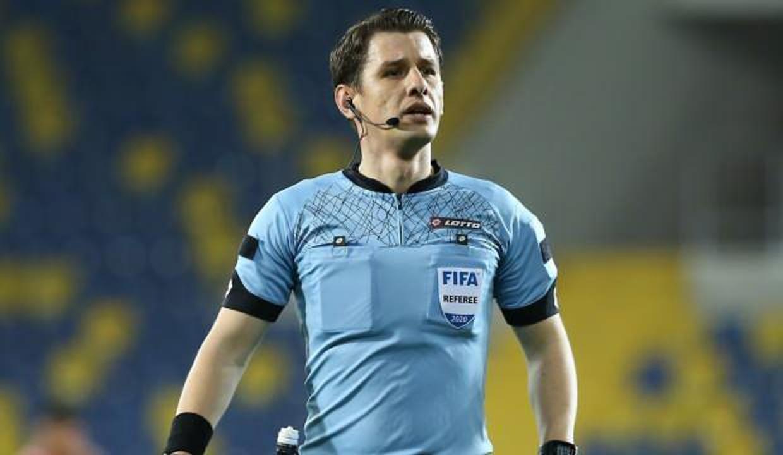 Halil Umut Meler 2022 Dünya Kupası Elemeleri'nde görev