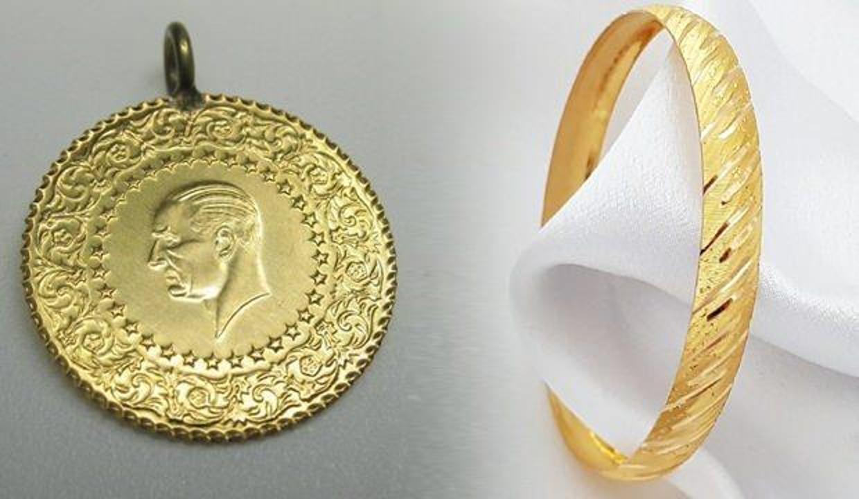 3 Haziran 2021 Altın Fiyatları: Çeyrek Gram Bilezik Tam Yarım 14 Ayar 18 Ayar  altın alış satış ne kadar!