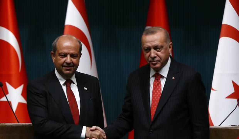 Ersin Tatar'dan MGK'ye Kıbrıs teşekkürü