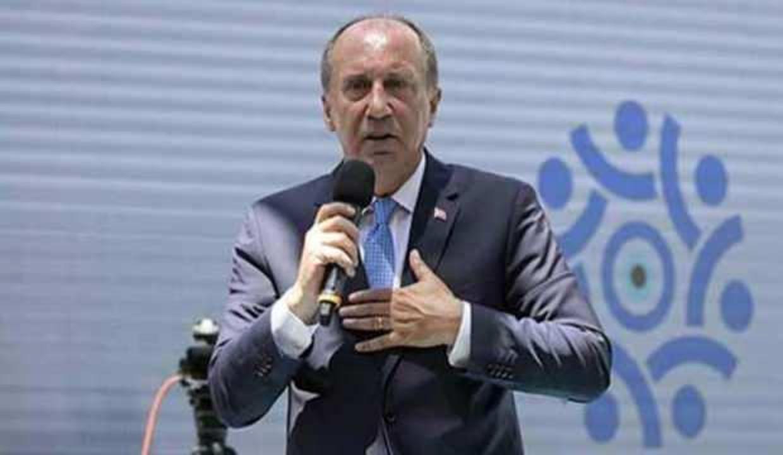 İnce'nin kurduğu Memleket Partisi'nden Cumhur İttifakı'na yeni anayasa için destek
