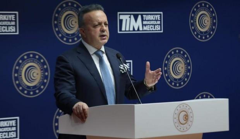 TİM Başkanı Gülle: Hedefimiz 200 milyar dolar