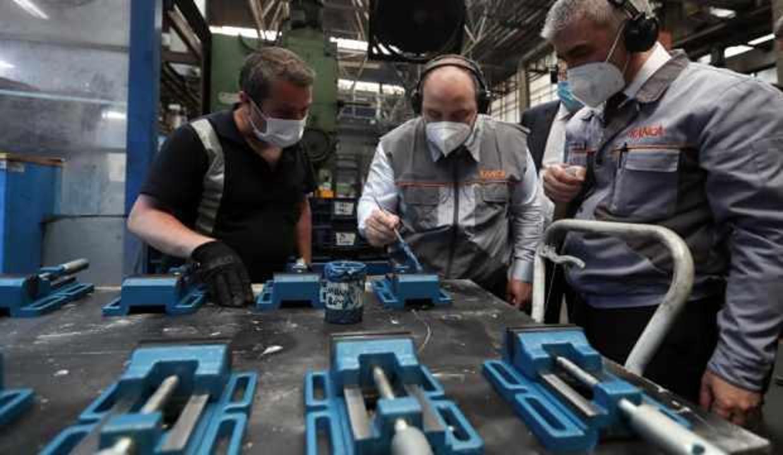 Türkiye'nin Otomobili dönüşen endüstrinin işaret fişeği oldu