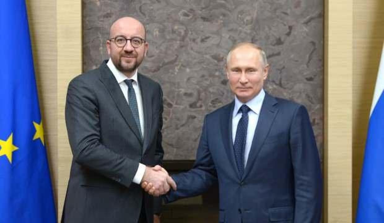 AB ile Rusya arasında önemli görüşme