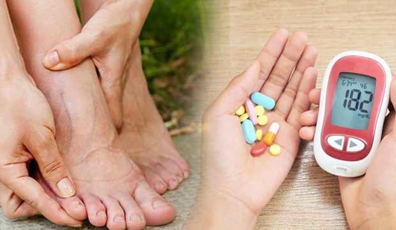 Diyabet hastaları dikkat! Ayak enfeksiyonuna neden oluyor