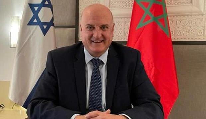 İsrail'in Fas'taki diplomatik misyon şefi protesto edildi