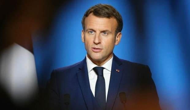 Türkiye'den Macron'un teröristlerle görüşmesine tepki
