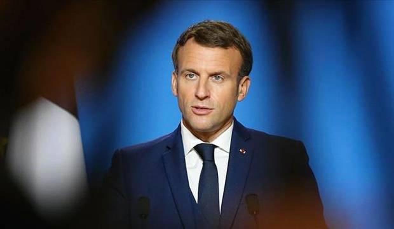 Macron'dan Erdoğan açıklaması: Konuşmalıyız!