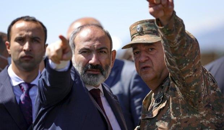 Paşinyan'dan Azerbaycan açıklaması: Yalnızca küçük bir parçasını verdik