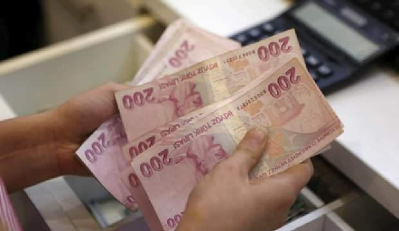 Bütçe mayısta 13,4 milyar lira açık verdi
