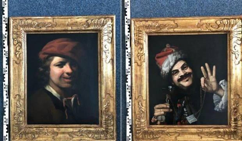 Çöpten servet çıktı: 17'nci yüzyıla ait iki değerli tablo!