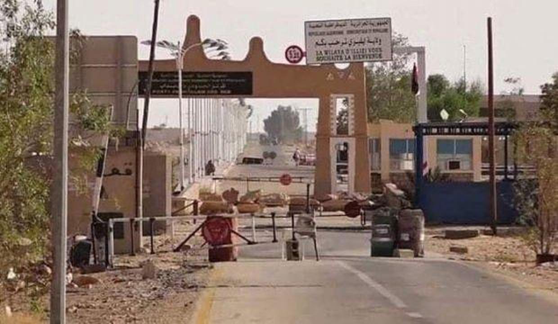 Darbeci Hafter, Libya-Cezayir sınırını kapalı askeri bölge ilan etti
