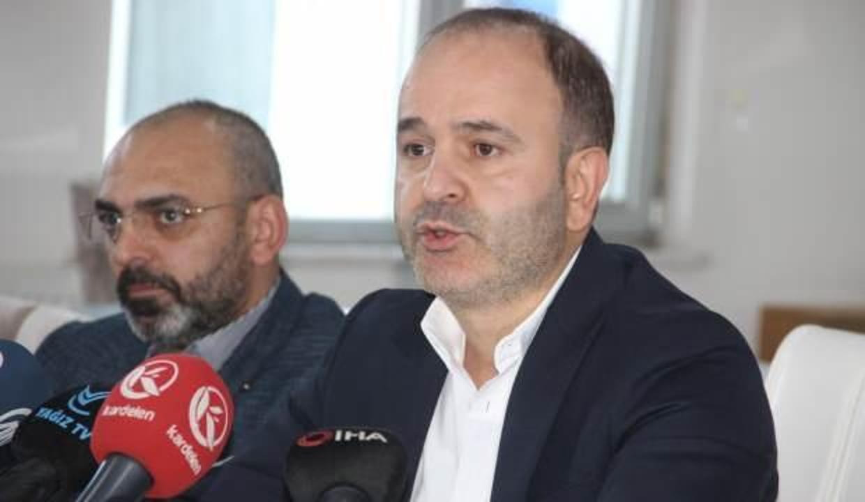 Erzurumspor'da Ömer Düzgün yeniden başkan seçildi