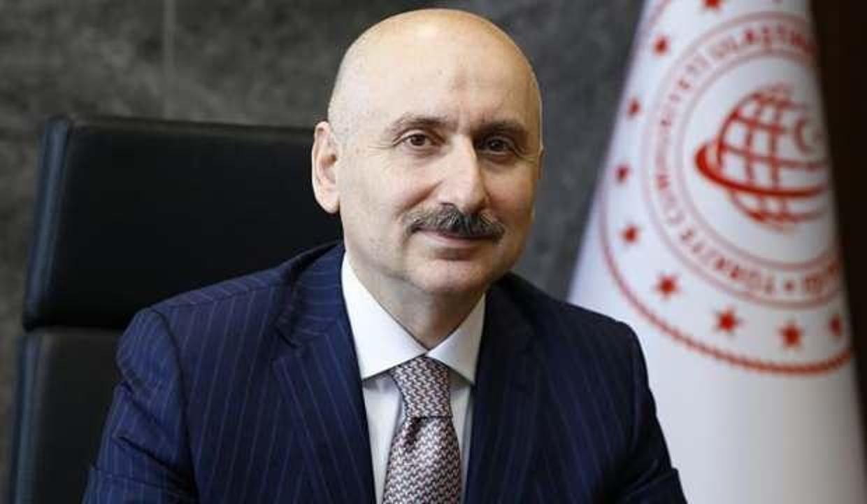 Ulaştırma ve Altyapı Bakanı Adil Karaismailoğlu Başkent Kulisi'nde