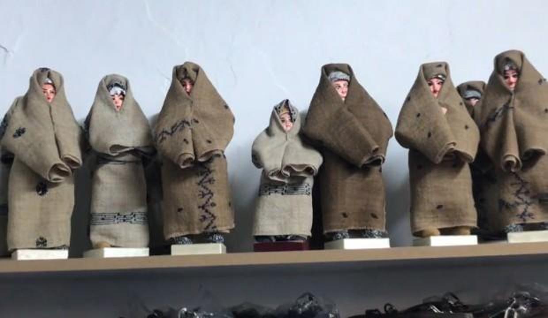 Yöresel Bayburt ehramı tarihi dizilerde hayat buluyor